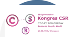 Kongres CSR Today Tomorrow